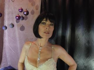 Picture of the sexy profile of CocoSpirit, for a very hot webcam live show !
