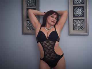 Picture of the sexy profile of MilfAnalX, for a very hot webcam live show !