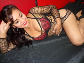 Picture of the sexy profile of VanessaHotx, for a very hot webcam live show !